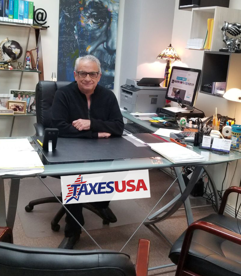 Luis Smith Taxes-USA-CEO