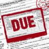 Cuales son las multas por no presentar o no pagar sus impuestos.