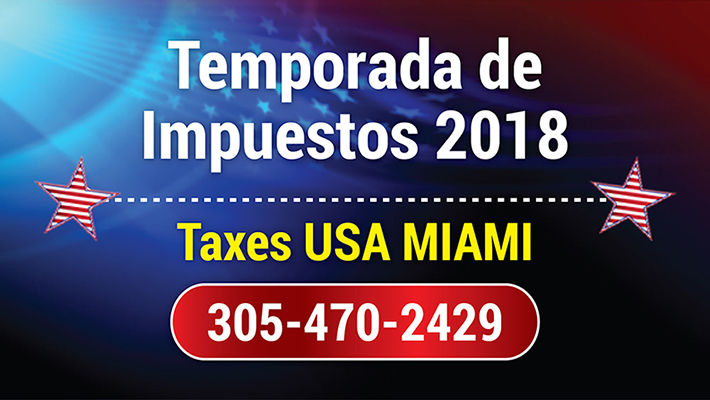 Taxes USA Miami